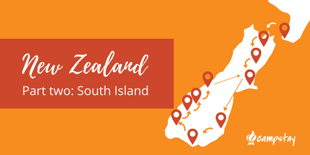 New Zealand South Island Itinerary Overview