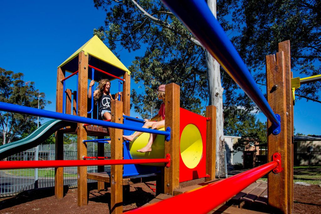 Ingenia Holidays Sydney Hills kids playground