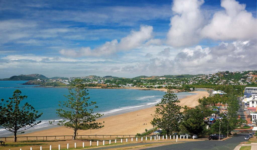 Brisbane to Cairns itinerary Yeppoon
