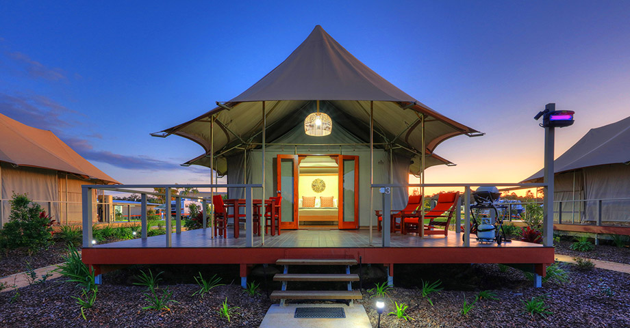 Sunshine Coast Glamping Accommodation